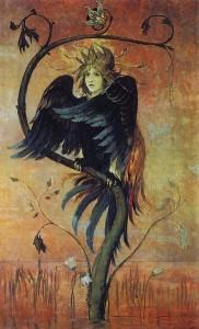 «Гамаюн – птица вещая» Васнецов