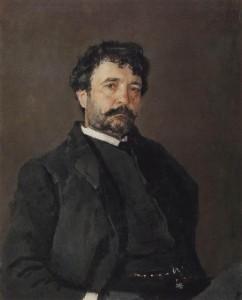 Портрет Анжело Мазини