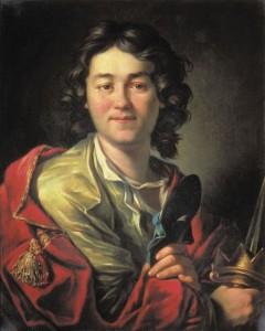 Портрет Волкова