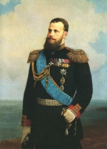 Портрет великого князя Алексея Александровича