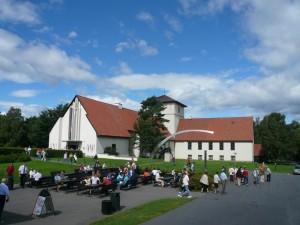 Музей викингов (Vikingskipshuset)