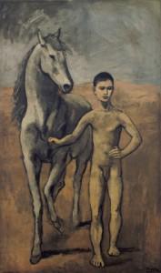 Пабло Пикассо - Boy Leading a Horse