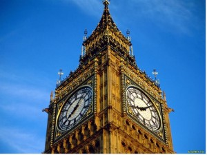 Большой лондонский Бен