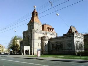 Государственный мемориальный музей А.В. Суворова