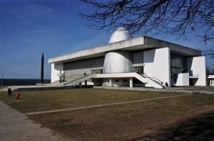 Государственный музей истории космонавтики имени К. Э. Циолковского.