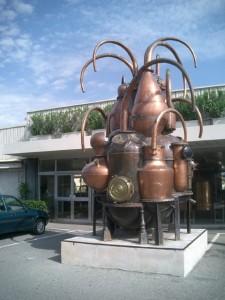 Музей парфюмерии Фрагонард(Фрагонар)