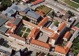 Музей фарфорового искусства Херенд в Венгрии