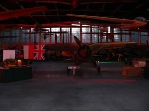 Музей авиации Польши2