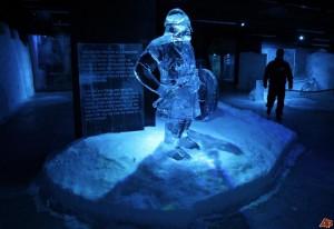 Музей из льда