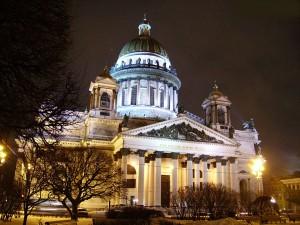 Ночь музеев 2011 в Санкт-Петербурге
